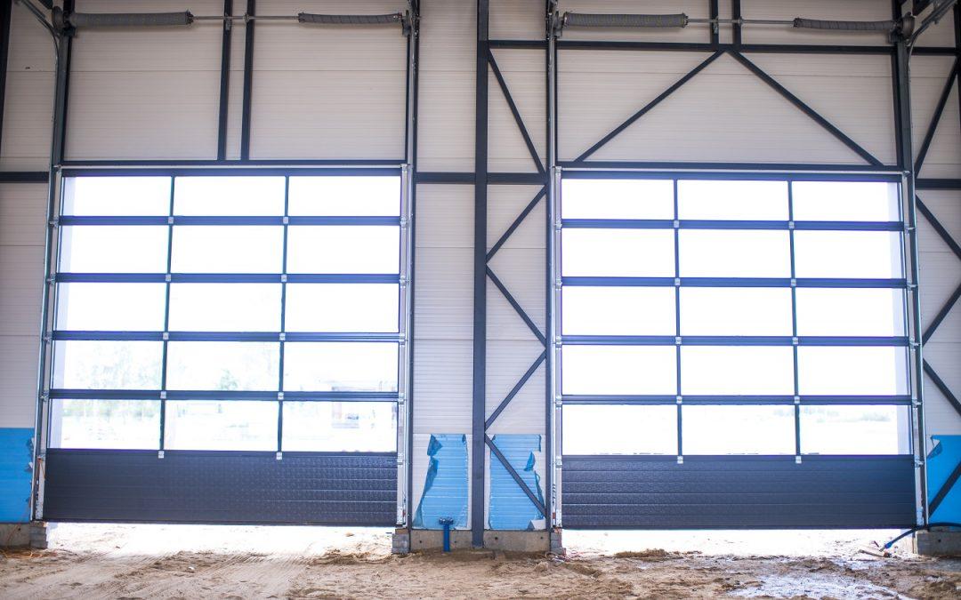 Garažo vartai: ką naudinga žinoti?